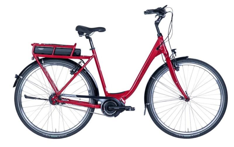 Böttcher Glider X E-Bike