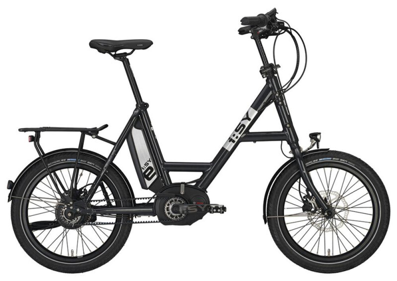 i:SY DrivE N3.8 ZR E-Bike