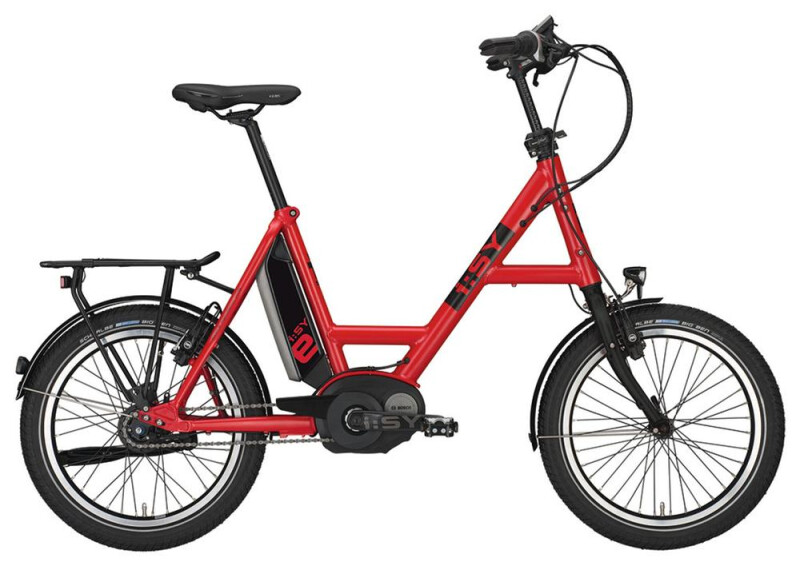 i:SY DrivE S8 RT E-Bike