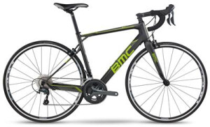 BMC GF02 Carbon lime Tiagra 58