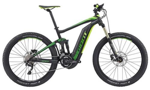 GIANT Giant Full-E+ 2 Power Black/Green L