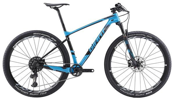 GIANT - XtC Advanced 29er 0