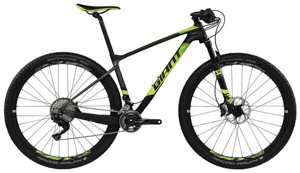 GIANT - XtC Advanced 29er 1.5 LTD