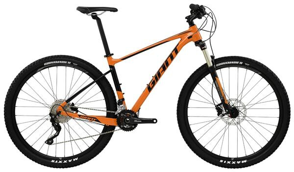 GIANT - Fathom 29er 2 LTD-B