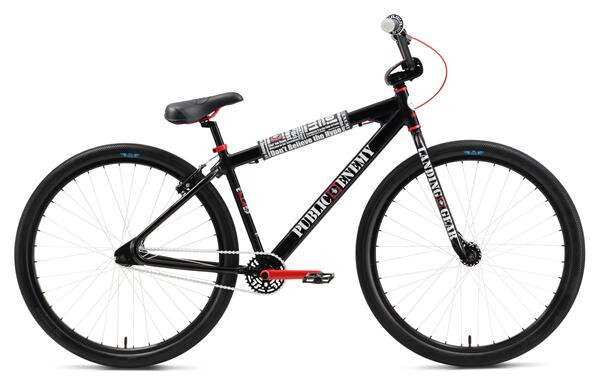 SE BIKES - PUBLIC ENEMY BIG RIPPER 29""