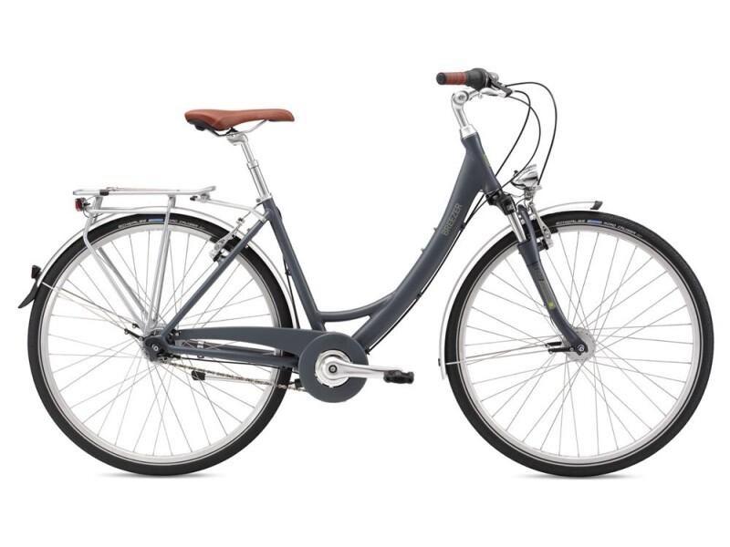 Breezer Bikes Liberty IGS + LS INTL
