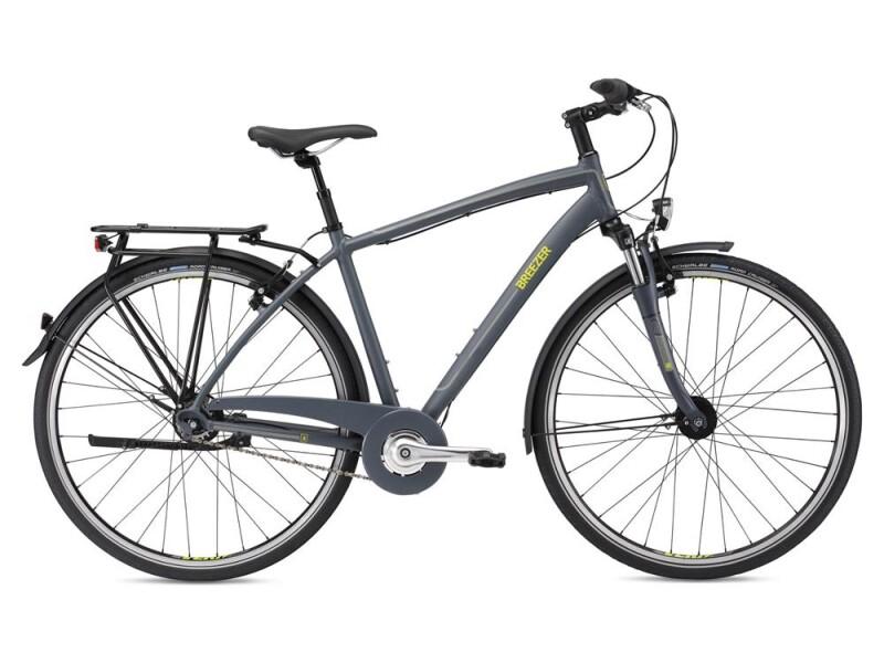 Breezer Bikes Liberty IGS + INTL
