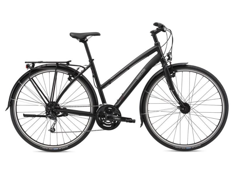 Breezer Bikes Liberty 4R + ST INTL