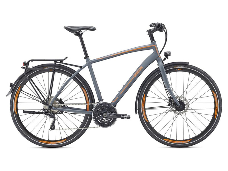 Breezer Bikes Liberty 2R +