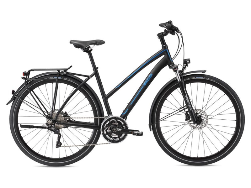 Breezer Bikes Liberty 1S + ST INTL