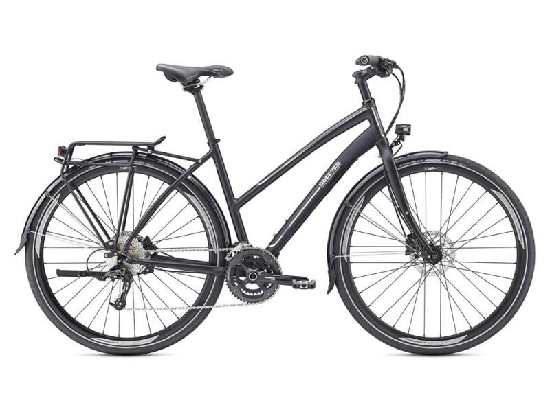 Breezer Bikes Liberty 1R + ST