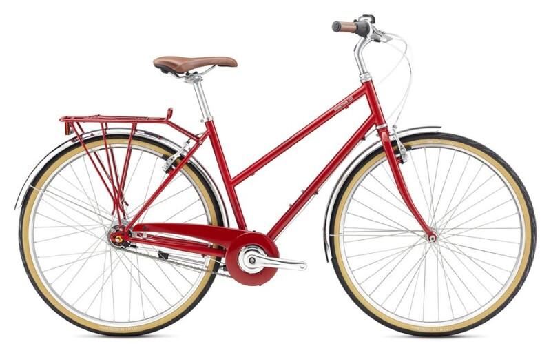 Breezer Bikes Downtown 8 ST Citybike