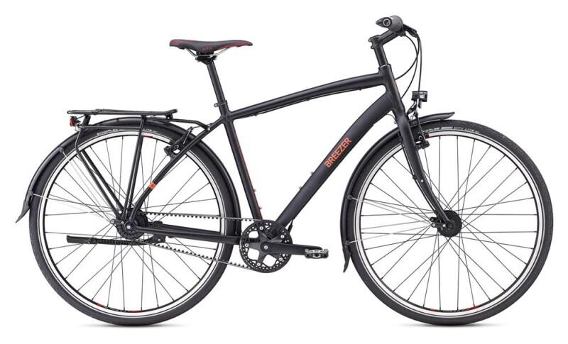 Breezer Bikes Beltway 8 + V Citybike