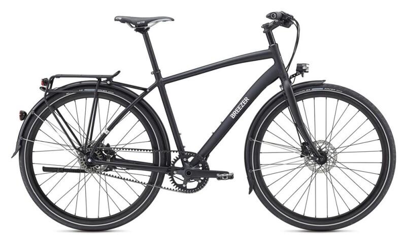 Breezer Bikes Beltway 11 + Citybike