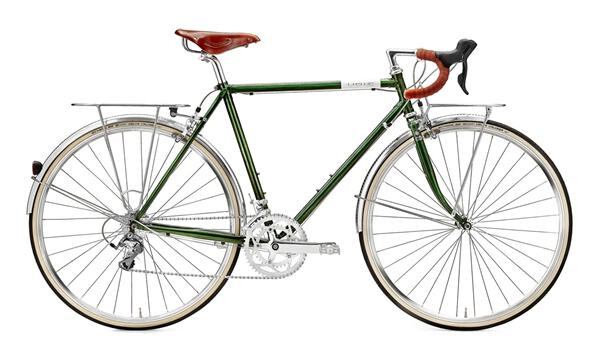 CREME CYCLES - Echo Lungo 20-speed