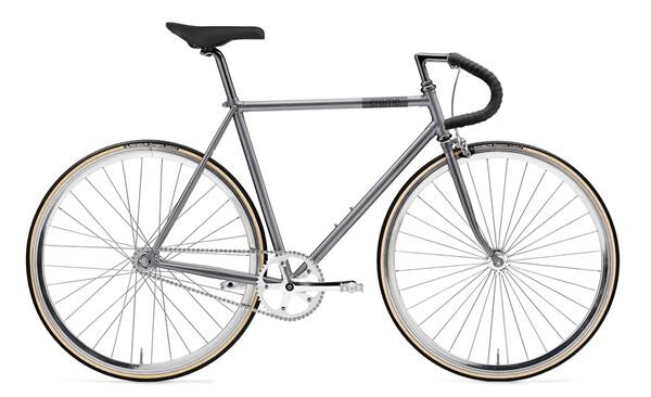 CREME CYCLES - Vinyl Solo singlespeed or fixed gear