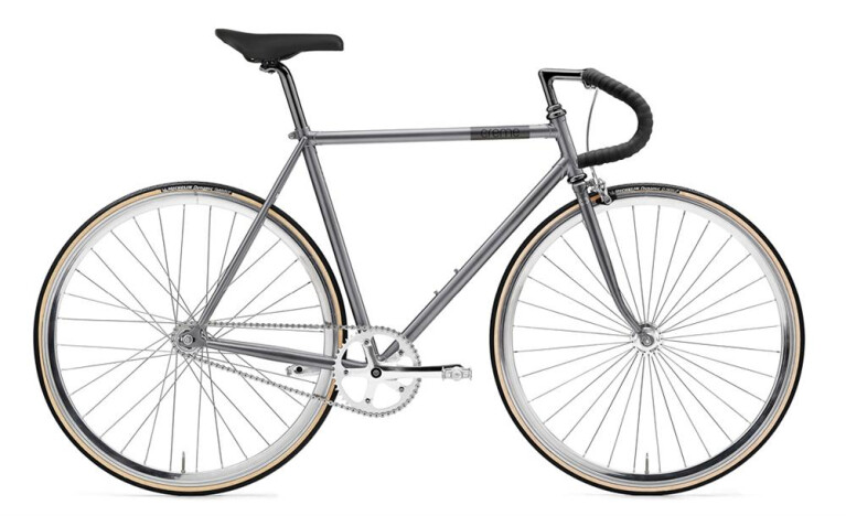 CREME CYCLES Vinyl Solo singlespeed or fixed gear