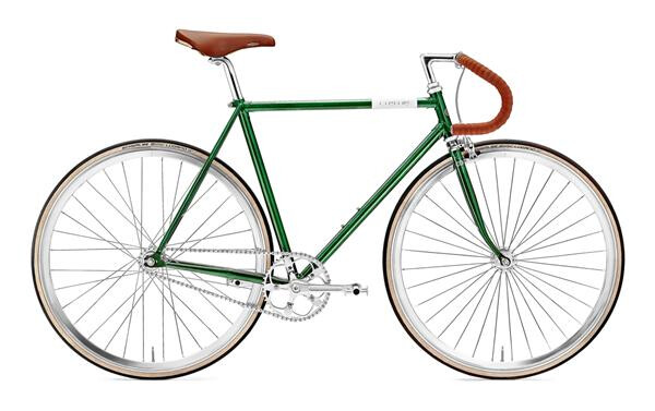 CREME CYCLES - Vinyl Doppio singlespeed or fixed gear