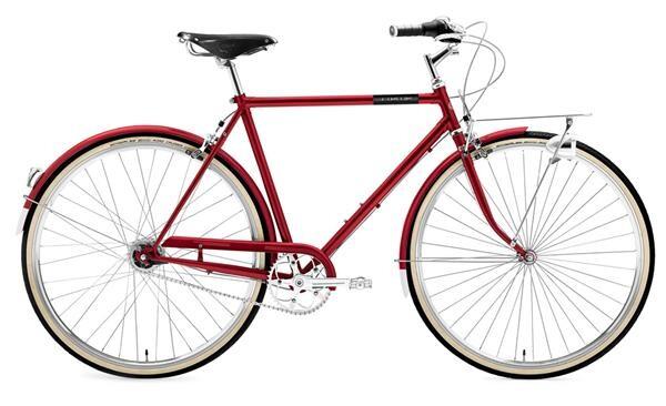 CREME CYCLES - Caferacer Man Doppio 7-speed