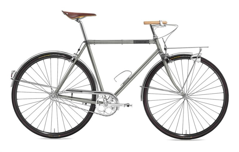 Creme Cycles Caferacer Man LTD Edition Modell 2017