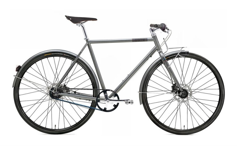 CREME CYCLES Ristretto Thunder, 8-speed, belt, dynamo