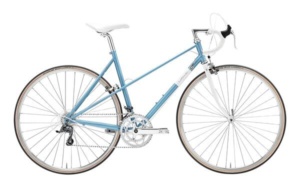 CREME CYCLES - Echo Solo Mixte, 16-speed