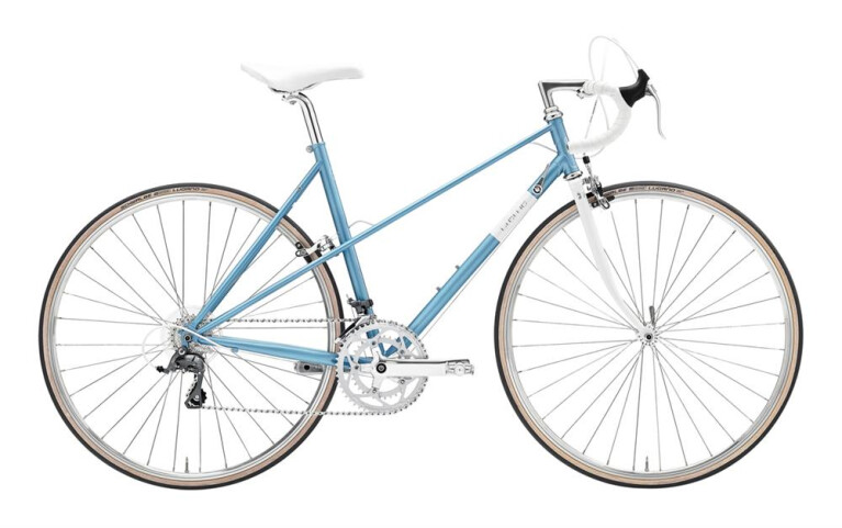 CREME CYCLES Echo Solo Mixte, 16-speed