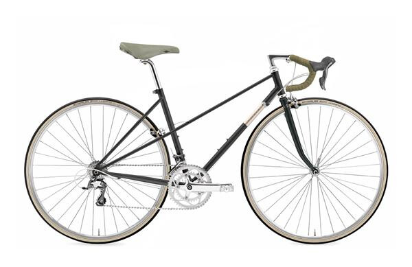 CREME CYCLES - Echo Doppio Mixte, 18-speed
