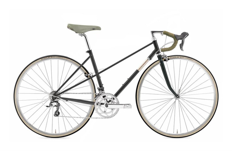 CREME CYCLES Echo Doppio Mixte, 18-speed