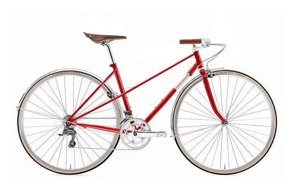 CREME CYCLES - Echo Mixte LTD Edition, 18-speed