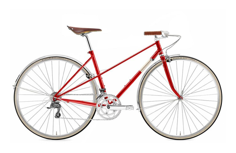 CREME CYCLES Echo Mixte LTD Edition, 18-speed