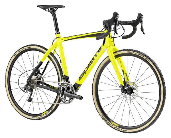 LAPIERRE - CYCLOCROSS CX CARBONE 600