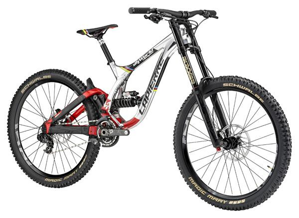 LAPIERRE - VTT DH WORLD CHAMP ULTIMATE SIZE L
