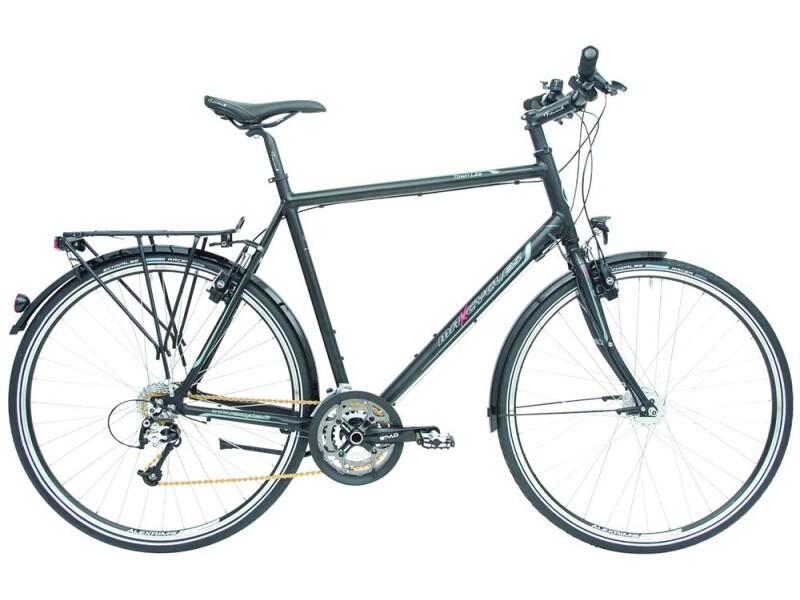 Maxcycles Town Lite XG 8