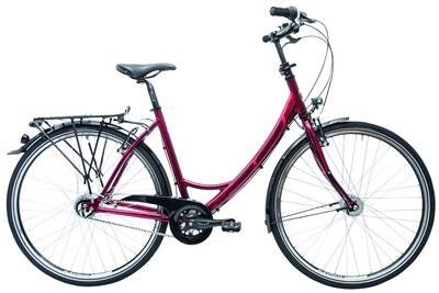 Maxcycles - City Lite Rohloff GTS