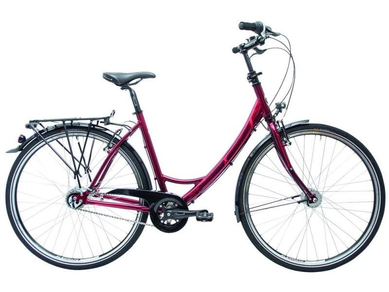 Maxcycles City Lite Rohloff GTS