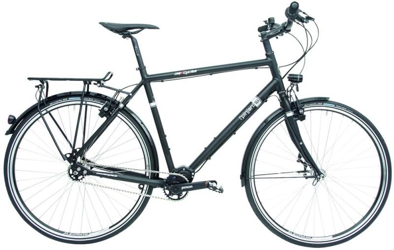 Maxcycles Pinjen GTS Citybike