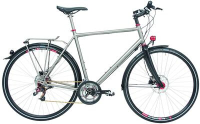 Maxcycles - Titanium XK 24