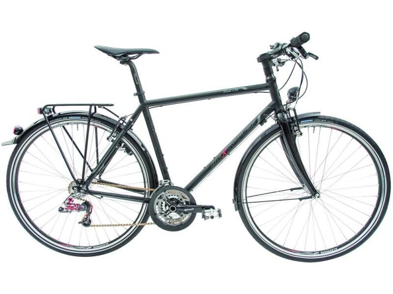Maxcycles Steel Lite Rohloff GTS