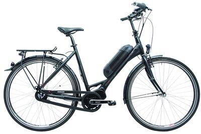 Maxcycles - Elite Continental Rohloff Evo 1
