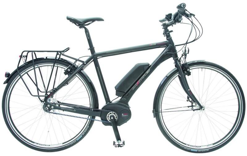 Maxcycles Elite Bosch Rohloff Evo R (Riemen) E-Bike