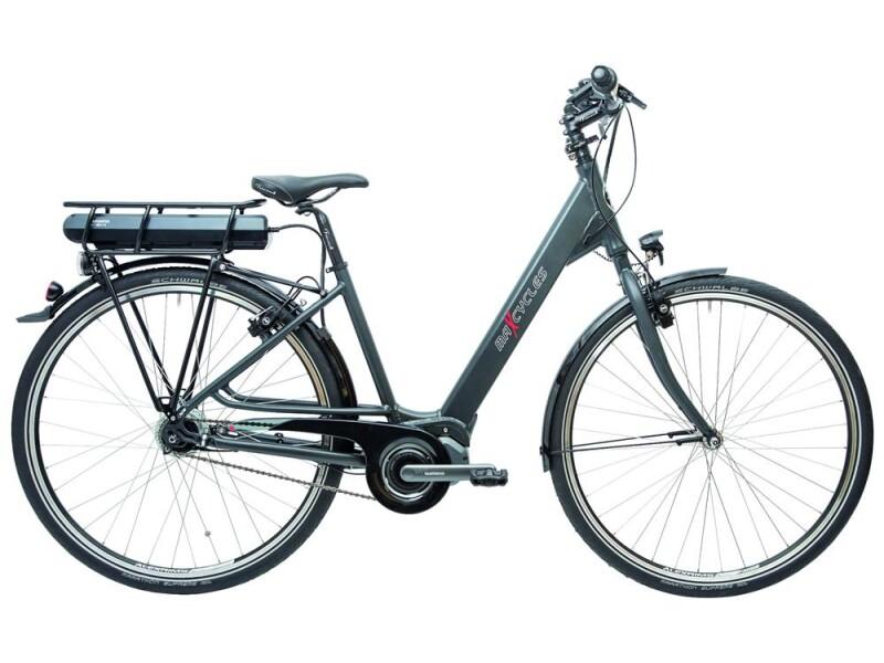 Maxcycles Shimanso Steps XG 8 (FL)