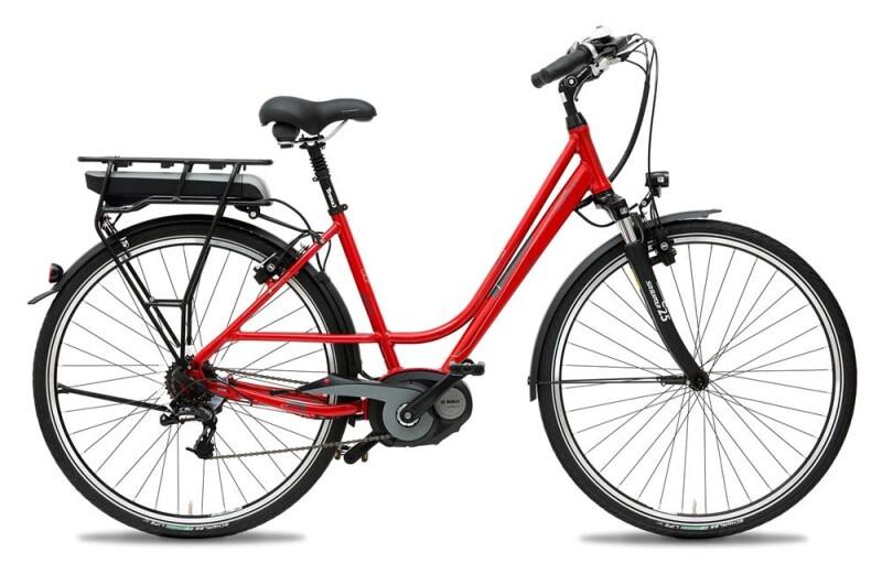 Gudereit ET 5 E-Bike