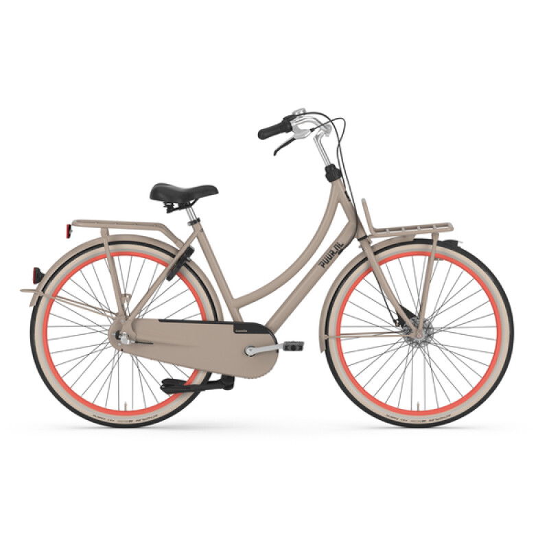 Gazelle Puur_NL  R3T Citybike