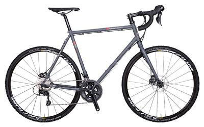 VSF Fahrradmanufaktur - Cross CR-500 Shimano 105 2x11-Gang / Disc