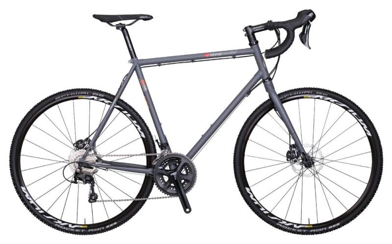 VSF Fahrradmanufaktur Cross CR-500 Shimano 105 2x11-Gang / Disc Rennrad
