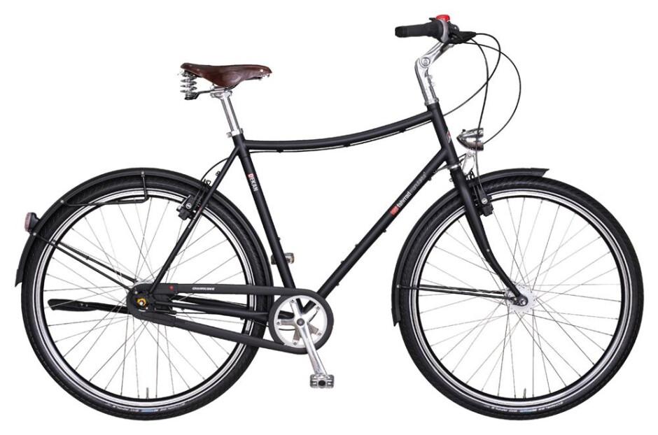 VSF FahrradmanufakturVSF E1NS 8 Gg SH Nexus FL HS11 DIA RH 54 ebony matt