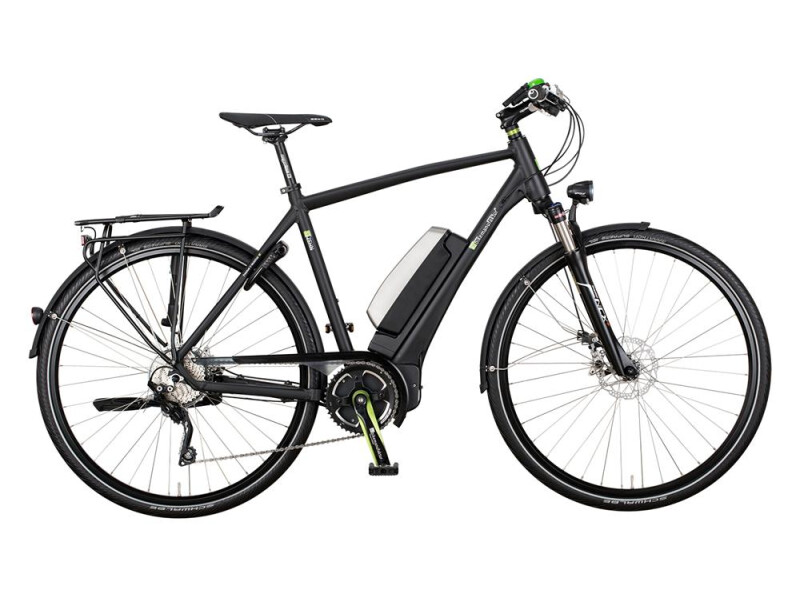 e-bike manufaktur 13ZEHN - Shimano Deore XT 10-Gang / Disc