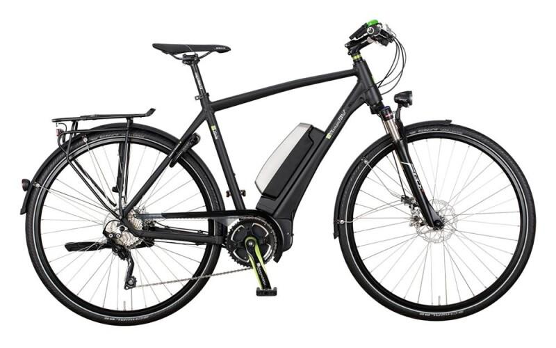e-bike manufaktur 13ZEHN - Shimano Deore XT 10-Gang / Disc E-Bike