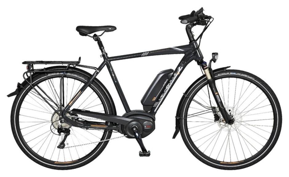 Velo de VilleAEB 90 Disc E-Bike Bosch 400 Wh